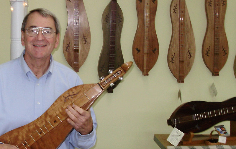 Warren May Dulcimer